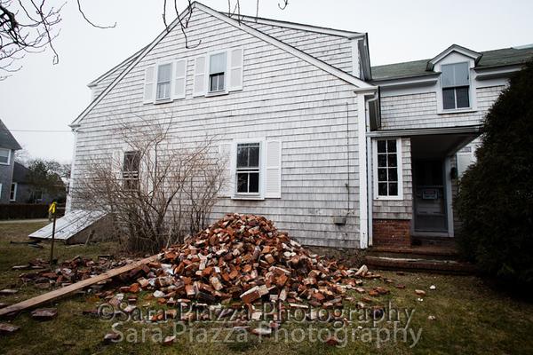 Shurtleff homestead, Edgartown News, Sara Piazza Photography