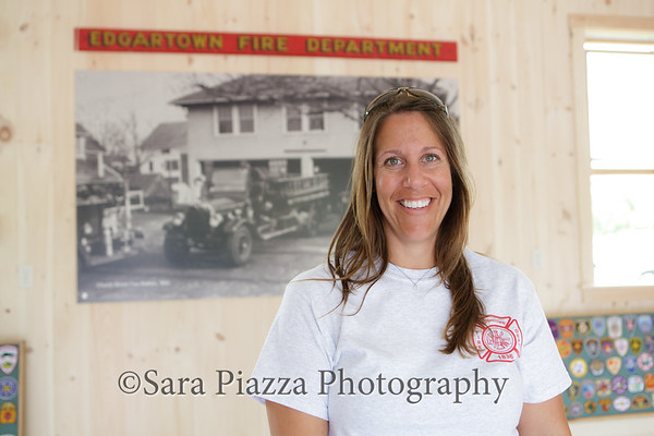 Edgartown Fire Department, ice cream social