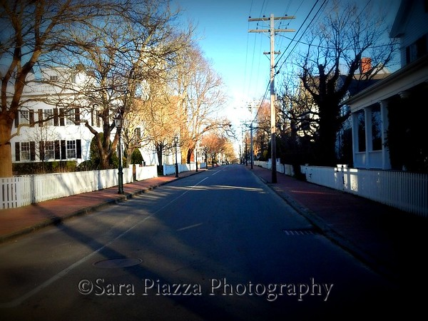 Edgartown News, ghost town