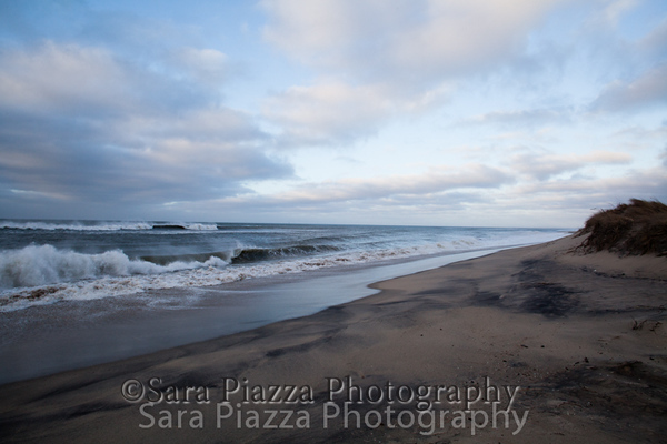 Edgartown News, post-storm wind, waves, tide, sara Piazza photography