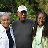 My life-long friends Faith and Ed Chase, with their friend (and my new friend), Rev. Karen Montagno.