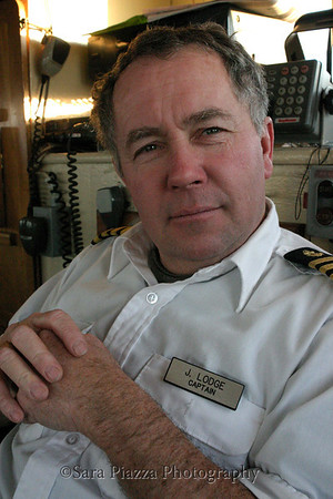 Captain James Lodge