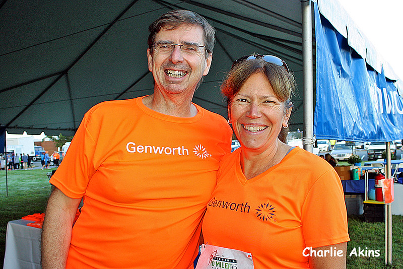 Genworth was represented at this event.