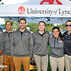 This group represents the University of Lynchburg.