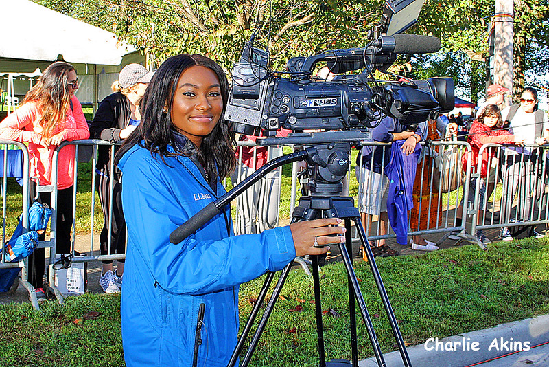 ABC 13 - WSET was there.