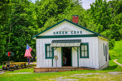 Green Cove Station