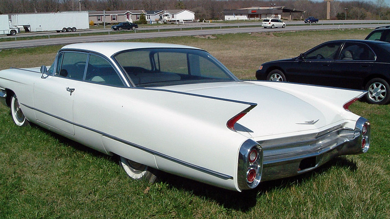 This Caddy was beautiful !