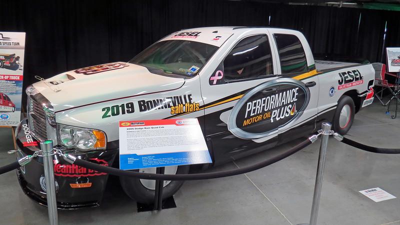 Wayne Jesel's 2005 Dodge Ram Quad Cab pickup.
