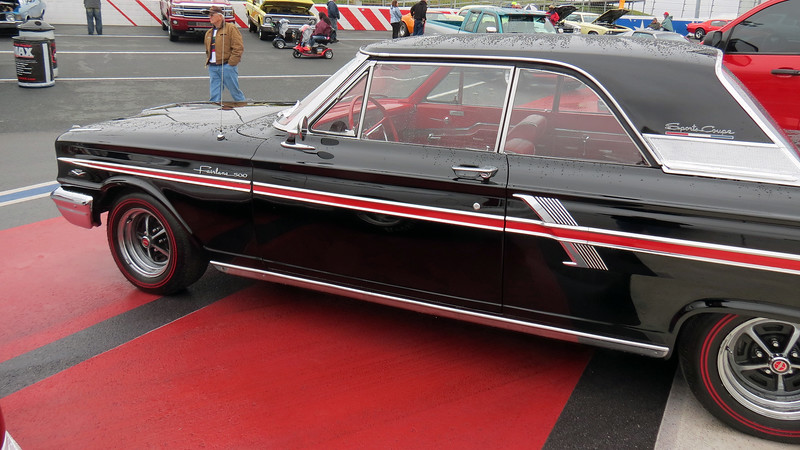 1964 Ford Fairlane 500 Sports Coupe.