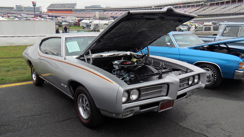 1969 Pontiac GTO, asking $39,500.
