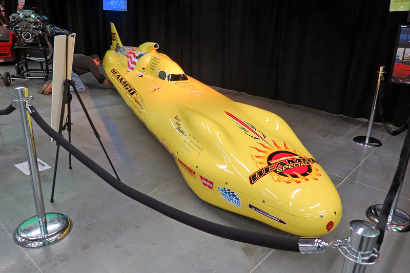 Bob Blakely's Beamco Special.