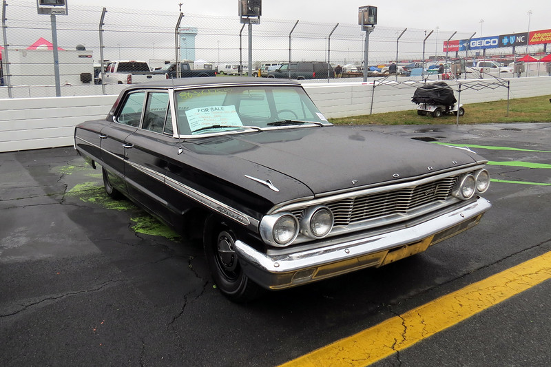 1964 Ford Galaxie 500, 87k original miles, asking $6,500.