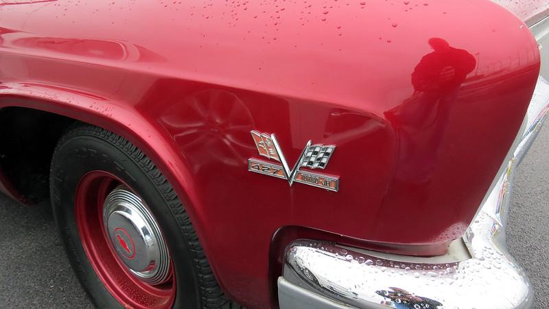 1966 Chevrolet 427.