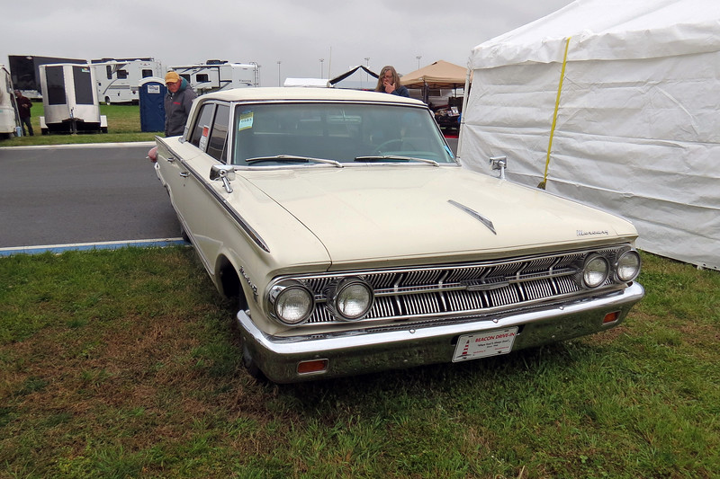 1963 Mercury Monterey, asking $8,250.