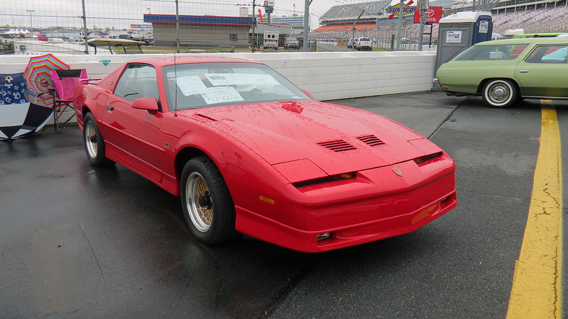 1988 Pontiac Trans Am GTA, 52k original miles, asking $17,500.