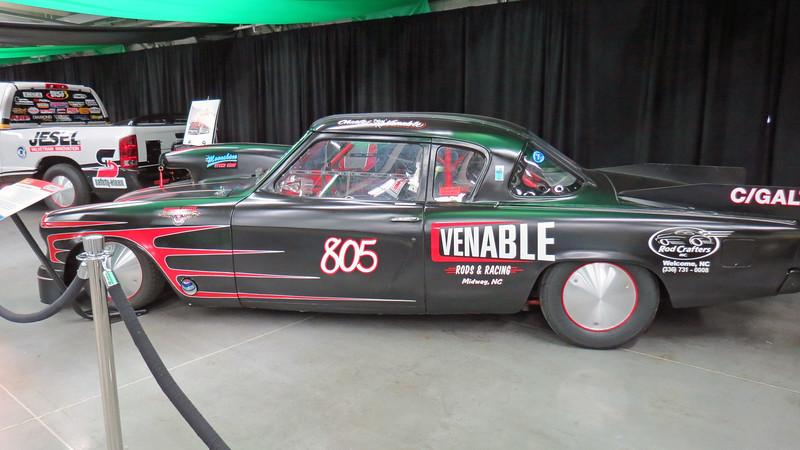 Charles Venable's 1953 Studebaker Champion LSR.