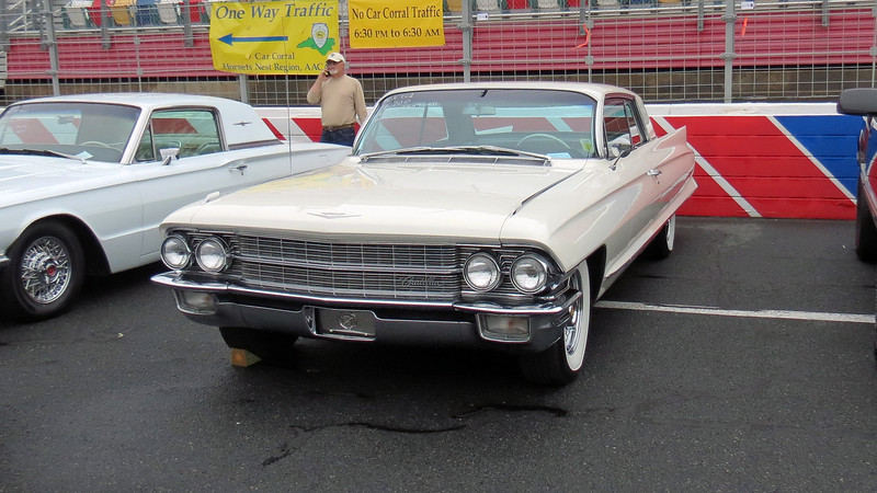 1962 Cadillac Series 62 coupe, asking $34,900.