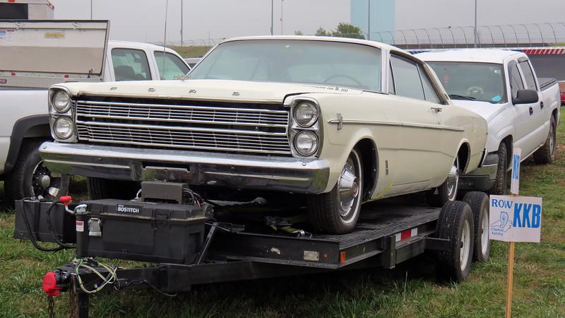 1966 Ford Galaxie 500.