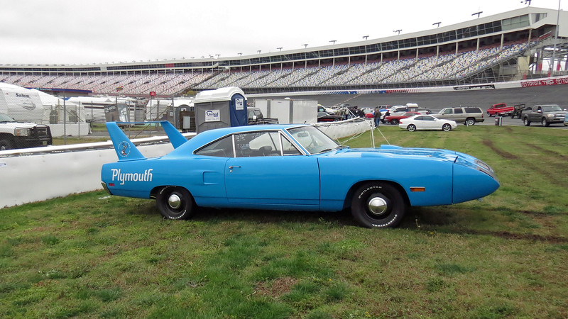 1970 Plymouth Superbird tribute, asking $52,500.