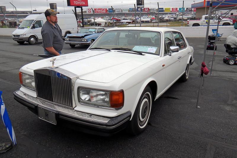 1994 Rolls-Royce Silver Spur III, asking $25,900.