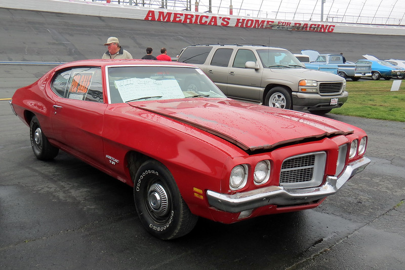 1971 Pontiac T-37, asking $14,750.