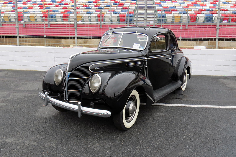 1939 Ford coupe, asking $26,900.