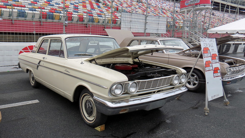 A very nice 1964 Ford Fairlane.