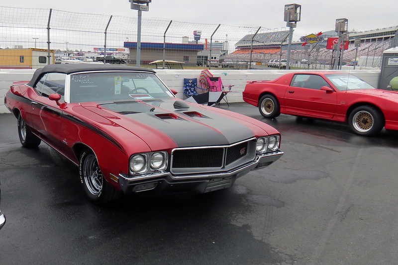 1970 Buick GS Stage 1 convertible tribute, asking $34,995.