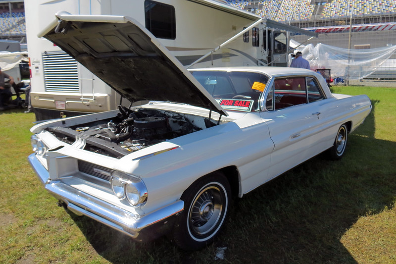 1962 Pontiac Grand Prix, asking $28,500.