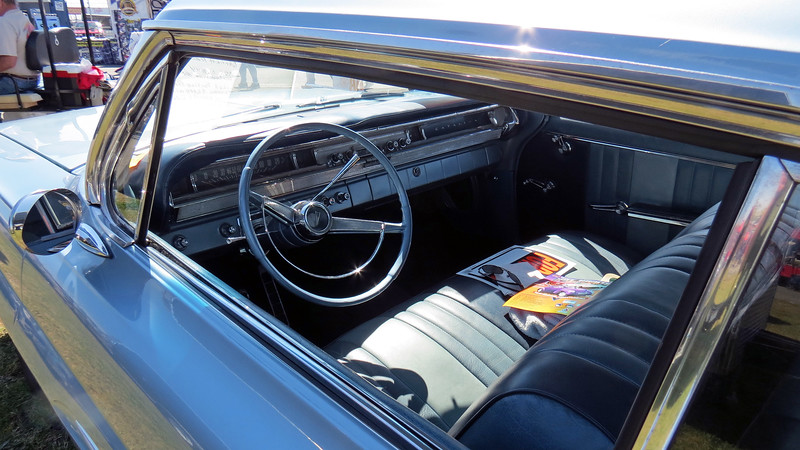 Pontiac stylists did a great job with its products in the 1960s, both inside and out.