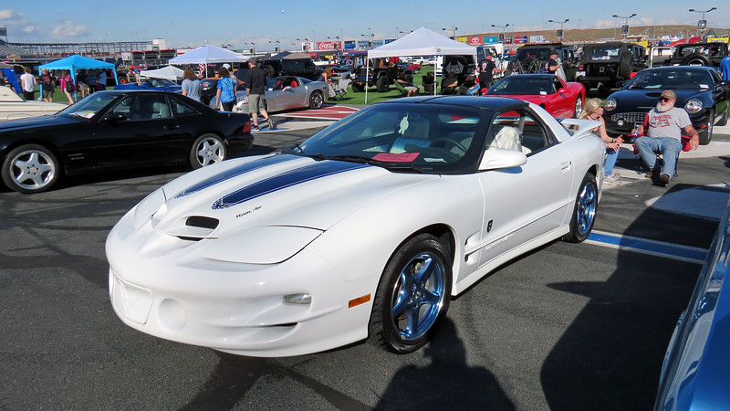 Another 1999 30th Anniversary Pontiac Trans Am.
