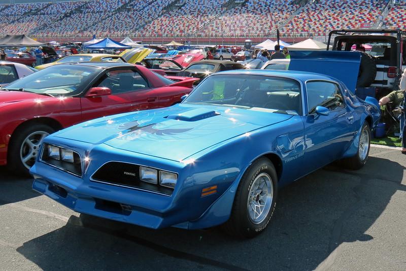 1977 Pontiac Trans Am, W72.