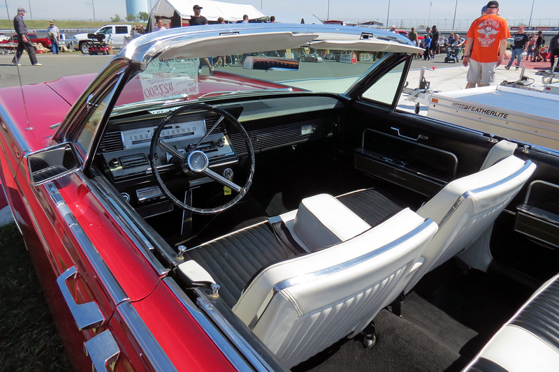 The 1961 - 1966 Lincoln Continental convertible is one of my all-time favorites !