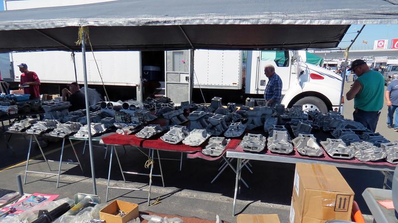 More parts vendors.