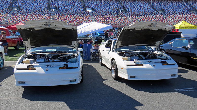 20th Anniversary Trans Am Turbos.
