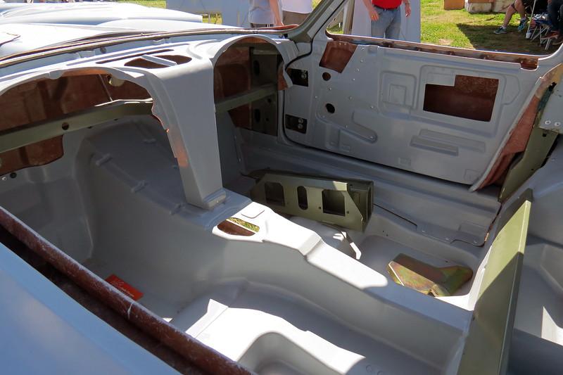 1963 Chevrolet Corvette body.