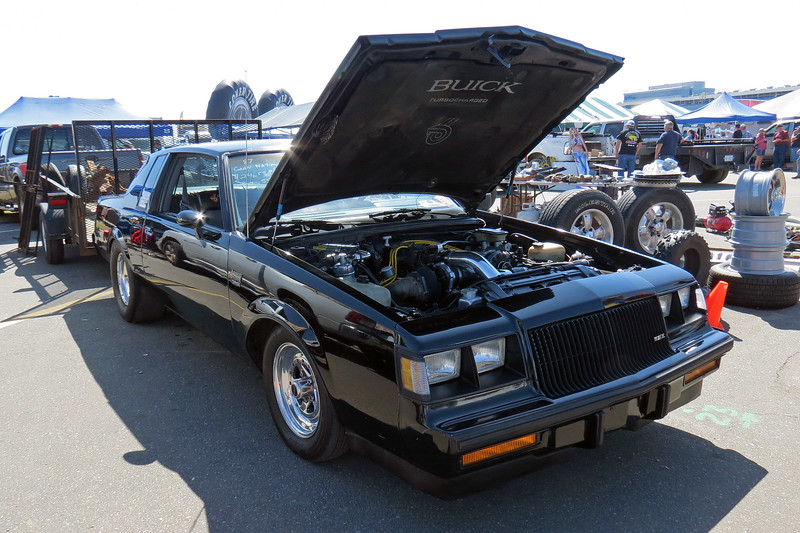 1987 Buick Grand National, asking $24,500.