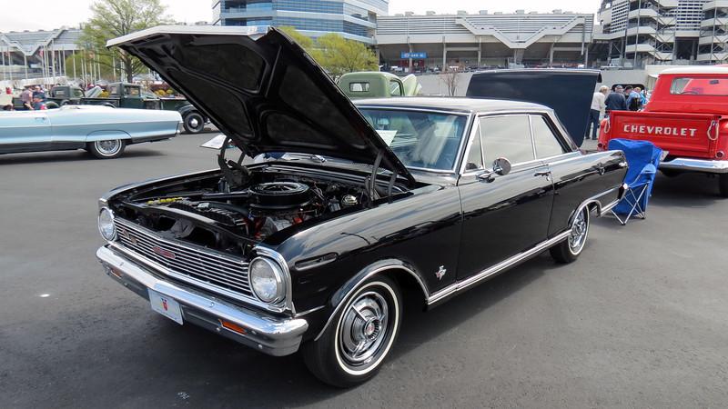 1965 Chevrolet Nova.