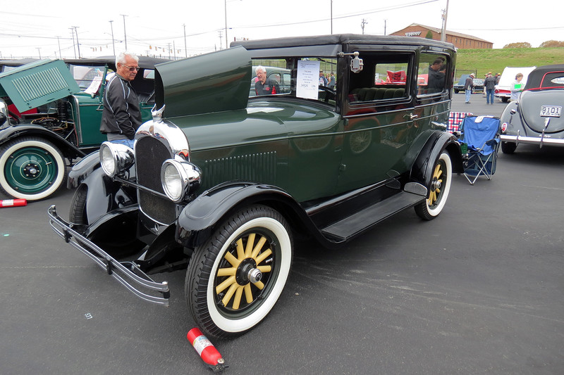 1928 Chrysler Series 52.