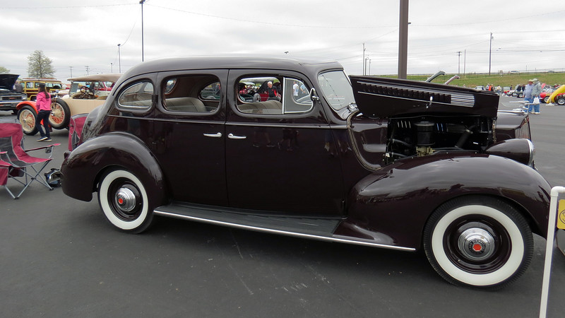The Six series was Packard's entry-level offering with prices starting around $1,000, a far cry from the Twelve series cars that could cost upwards of $8,300.  As expected, the Six was the company's best seller with 24,350 cars sold in 1939.