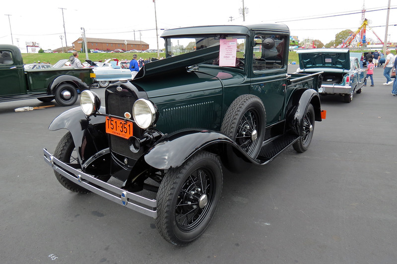 1931 Ford Model A pickup.