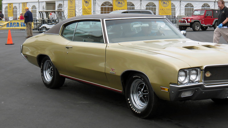 1970 Buick GS Stage 1.