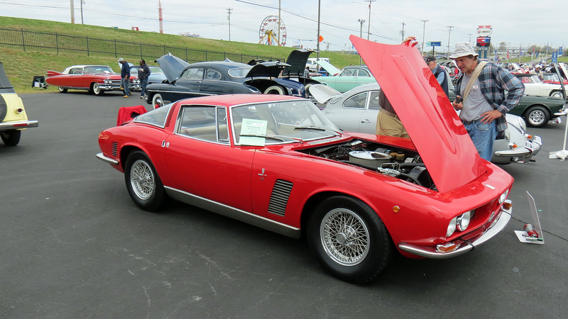 1969 Iso Grifo.