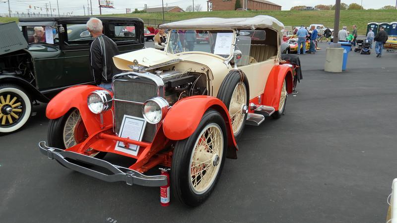 1923 HCS Series IV.