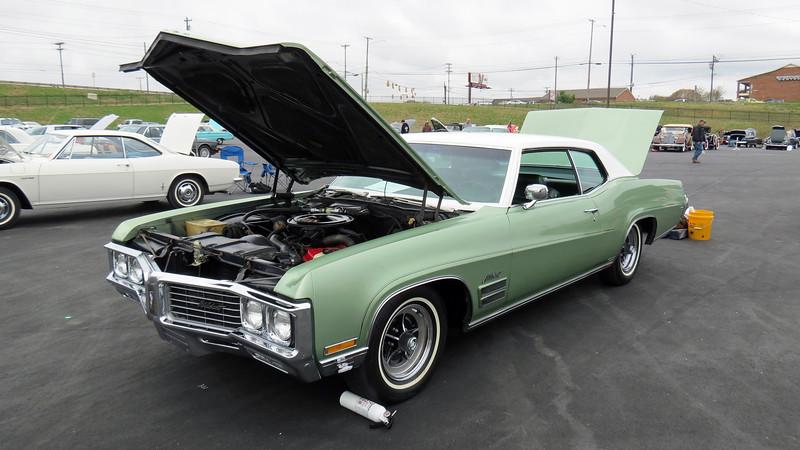 1970 Buick Wildcat.