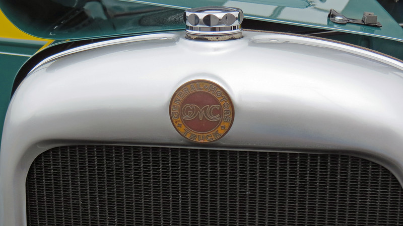 GMC's roots can be traced back to two companies.  The Rapid Motor Vehicle Company, founded by brothers Max and Morris Grabowsky in 1902, was a builder of commercial duty trucks and buses.  The Reliance Motor Company, also founded in 1902, built passenger cars and trucks.  Both caught the eye of GM founder William Durant who subsequently acquired Reliance in 1908 and Rapid in 1909.