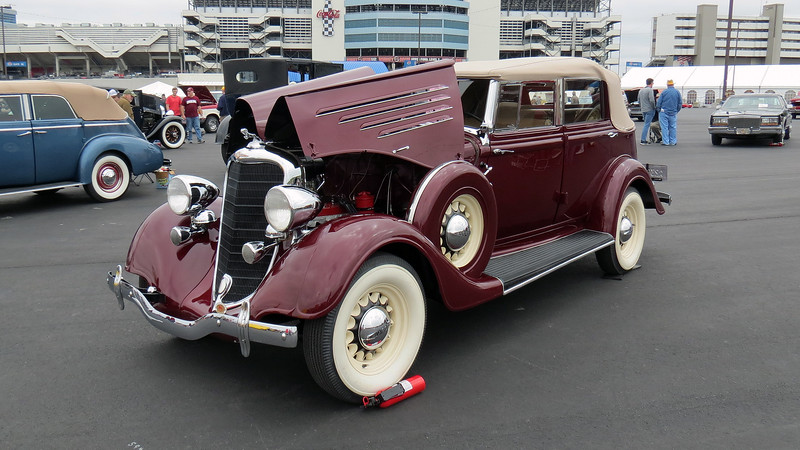 1933 Dodge DP Six.