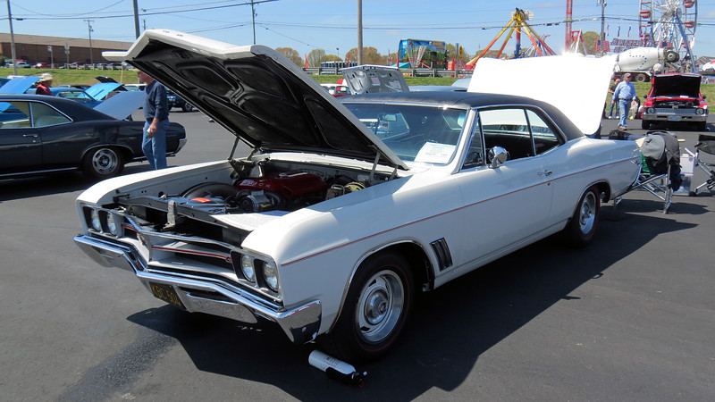 1967 Buick GS 400.