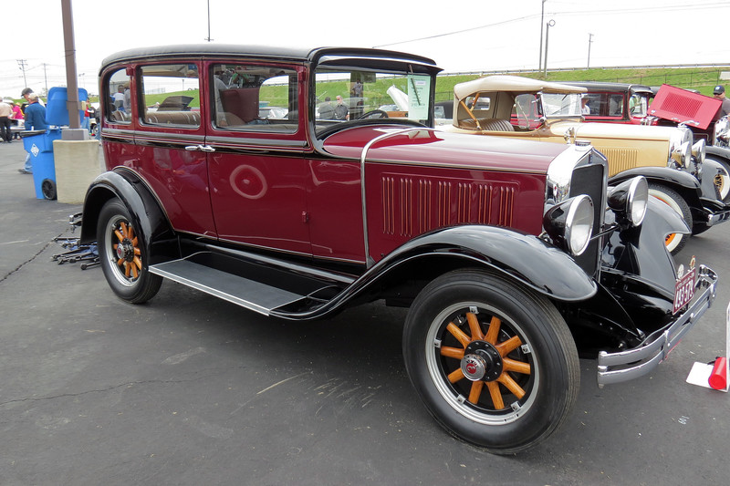 Erskine's initial sales seemed promising with almost 25,000 cars sold in its inaugural year of 1927.  Then two problems made themselves known.  In 1928, Ford introduced its Model A which cost nearly half as much ($525 for the Ford, $995 for the Erskine).  Then in 1929, the Great Depression finished off what remained.  Erskine's products were absorbed into Studebaker in 1930.