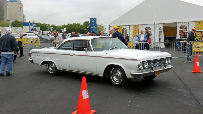 1964 Dodge 880 coupe.